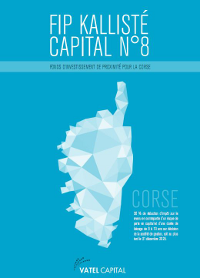 Couverture FIP Kallisté Capital n°8