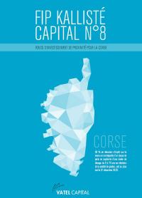Couverture FIP Kallisté Capital n°8